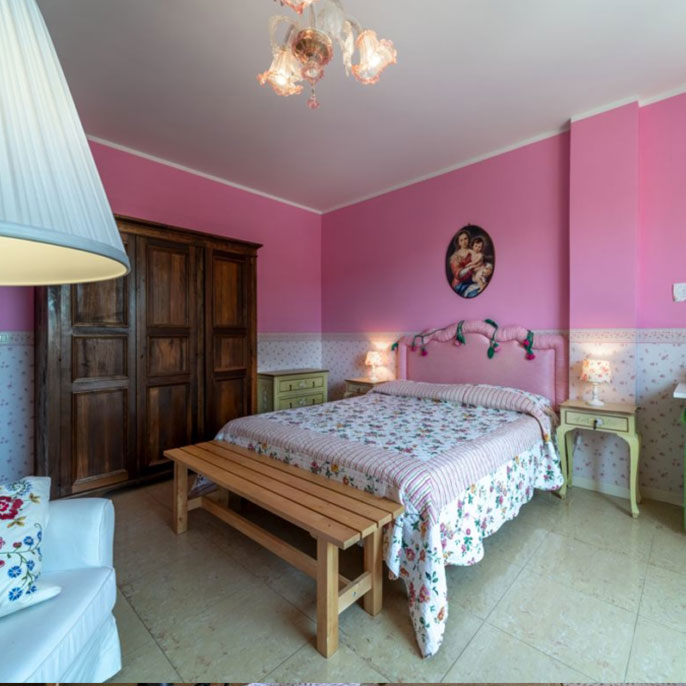 Camera Rosa Bed and Breakfast