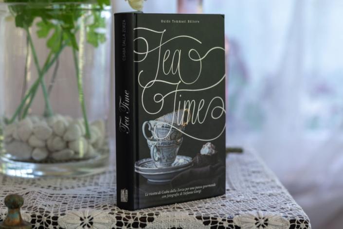 Libro Tea B&B Rose e Merletti